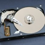 RAID distributes data between hard drives